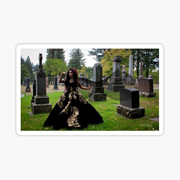 Graveyard Sticker