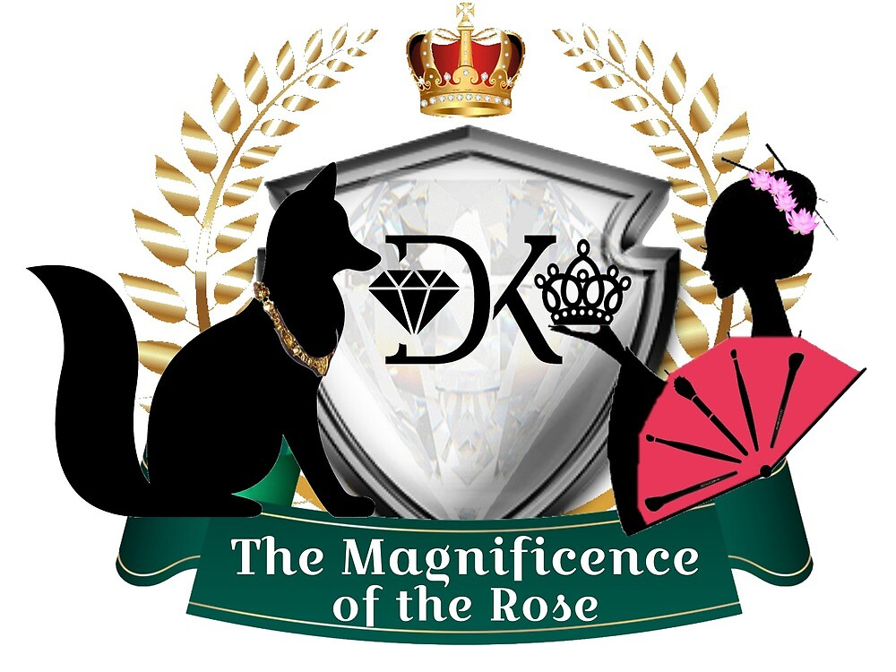 Magnificence of the Rose by KWestwood