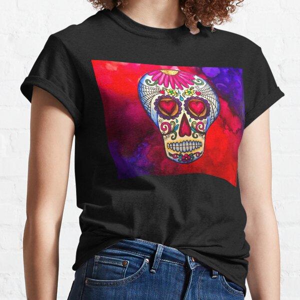 Sugah Skull, Sugar Skull Classic T-Shirt