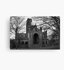 Kirkstall Abbey, Leeds Leinwanddruck
