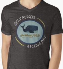 Two Whales Diner Tee (lighter) T-Shirt