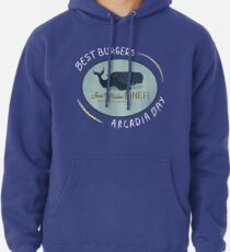 Two Whales Diner Tee (leichter) Hoodie