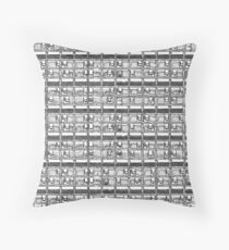 Park Hill Slab Throw Pillow