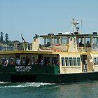 """Ferry """"Shortland"""", Stockton, NSW 2019 by muz2142"""