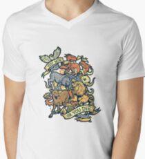 GAME OF THRONES T-Shirt mit V-Ausschnitt