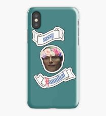 Sassy(C)Hannibal iPhone Case