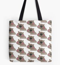 Cutie wombat Tote Bag
