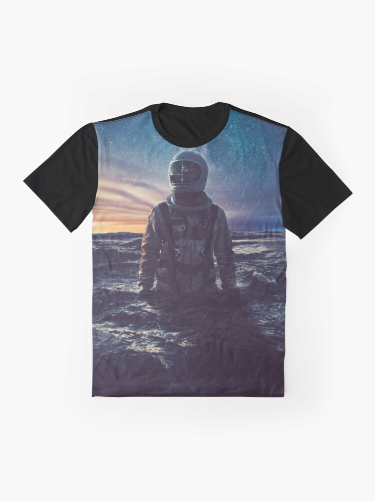 Alternate view of Stranded Graphic T-Shirt