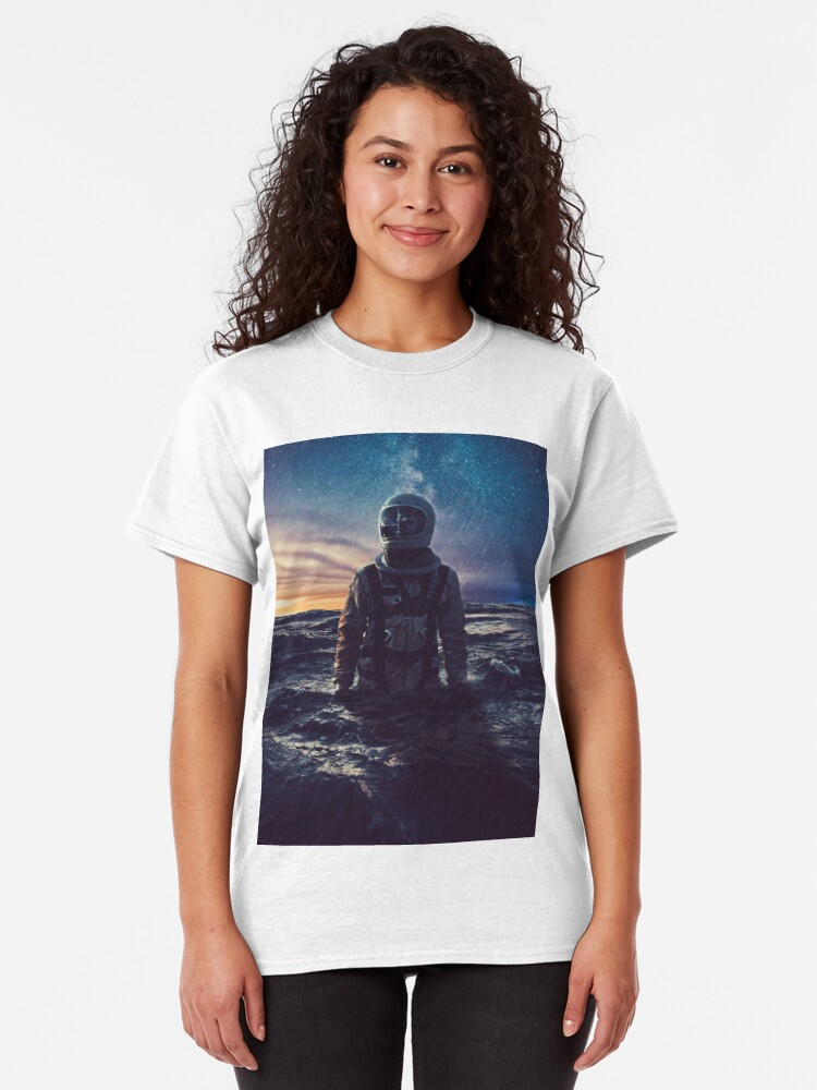 Alternate view of Stranded Classic T-Shirt