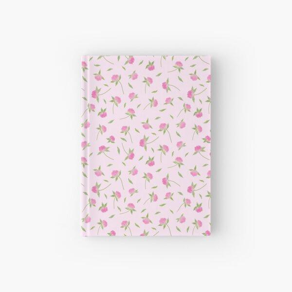 Spring Clover- Pink On Pink Hardcover Journal