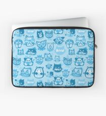 Chaotic Cuteness Laptop Sleeve