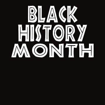 Black History Month by galleryOne