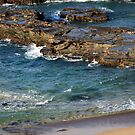 Burwood Beach - Newcastle by reflector