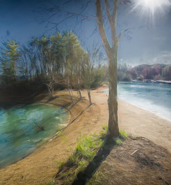 Water Abounds by Jim Love