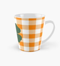 Buffalo Plaid: Four Leaf Clover Tall Mug