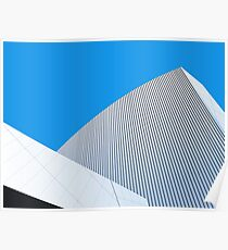 Iconic Modern Buildings 04-04 Poster