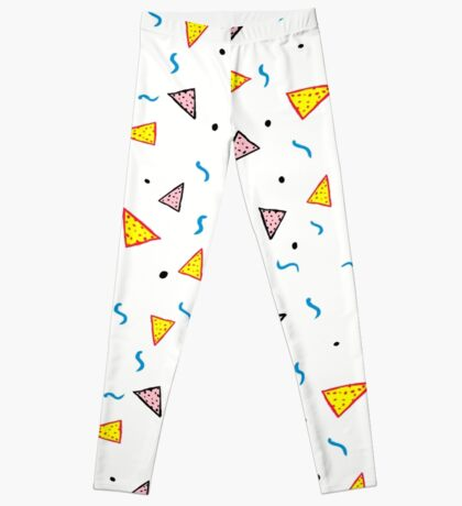 Triangles and Squiggles Leggings