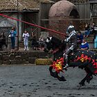 The Joust by Withns