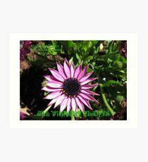 Alle Lebendigen Pflanzen - Feature Banner Kunstdruck