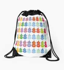 Metal Ion Flame Test Colours Drawstring Bag