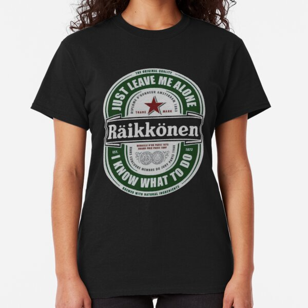 Kimi Beer Classic T-Shirt