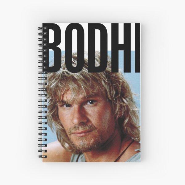 Bodhi Spiral Notebook