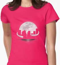 GoodNight Fitted T-Shirt