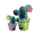 cactus  by Redsonya888