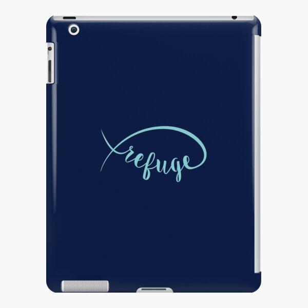 Refuge in Light Blue iPad Snap Case