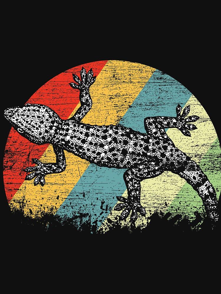 Gecko animal de GeschenkIdee