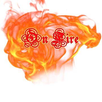 On Fire by carlosmendoza