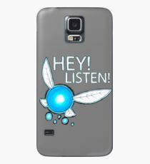 Funda/vinilo para Samsung Galaxy Navi! ¡OYE! ¡ESCUCHA!