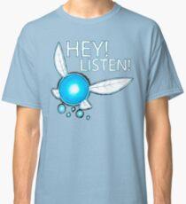 Navi!  HEY! LISTEN! Classic T-Shirt
