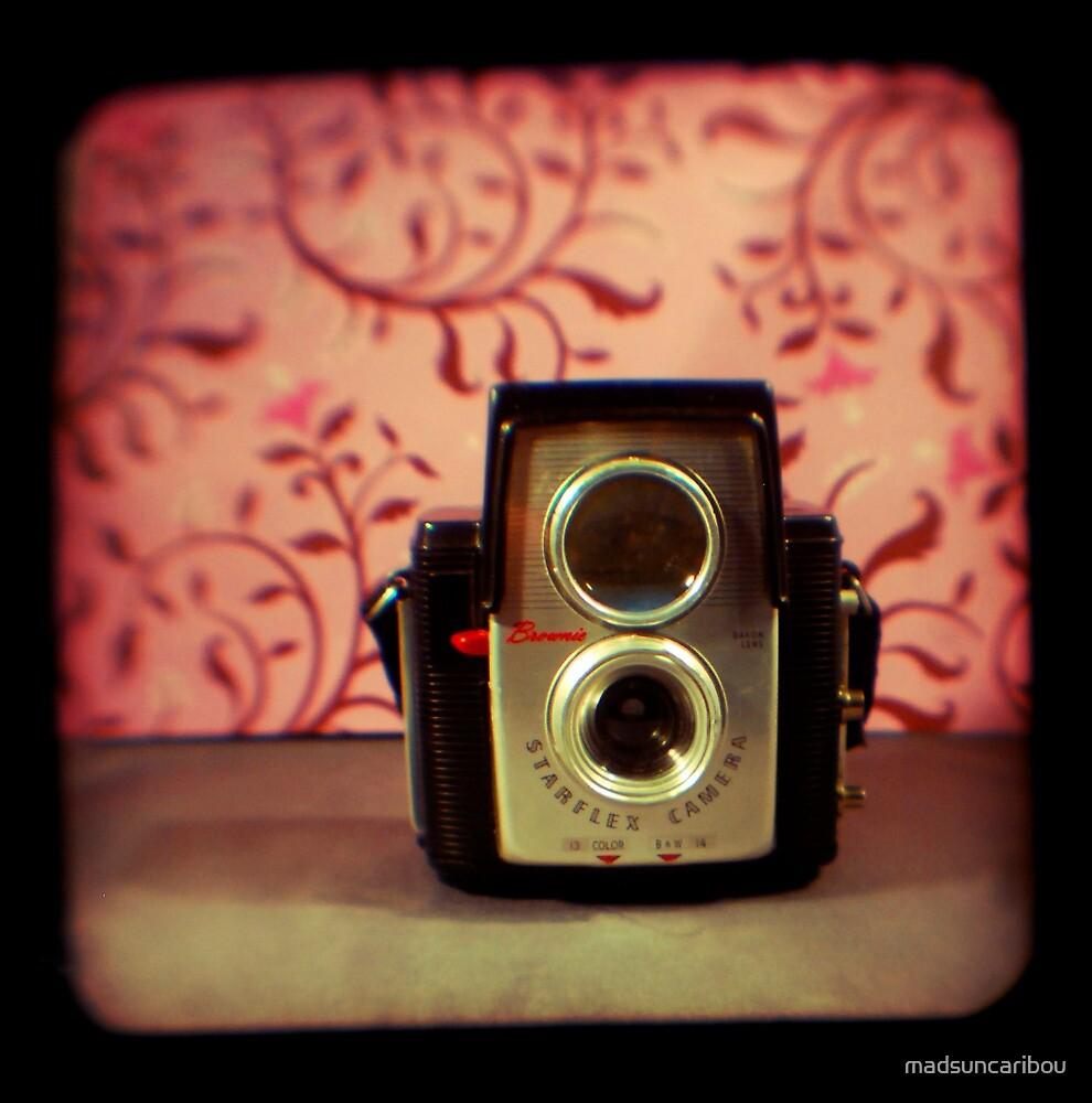 Kodak Brownie Starflex by madsuncaribou