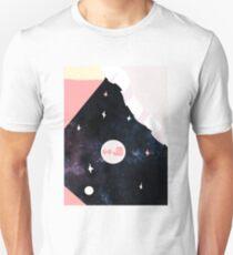 Madoka Magica Tarot - The World 21 Unisex T-Shirt