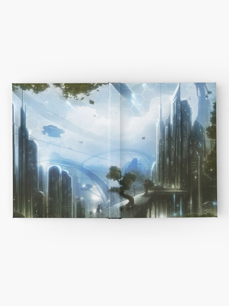 Alternate view of Haven Hardcover Journal