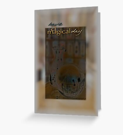 Magical Day Card 03 © VFPCards Greeting Card