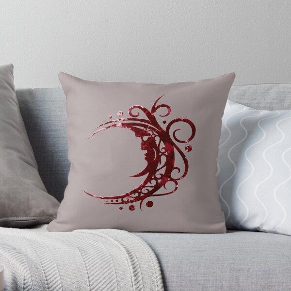 Blutmond, Mond, Pagan Wicca Art Dekokissen