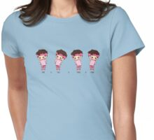 Colin Morgan Celebrity Gala Womens Fitted T-Shirt