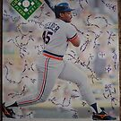 447 - Cecil Fielder by Foob's Baseball Cards