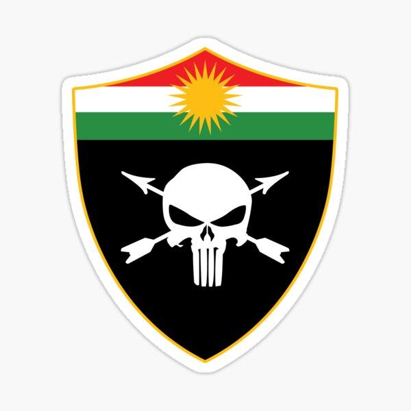 Peshmerga Sticker