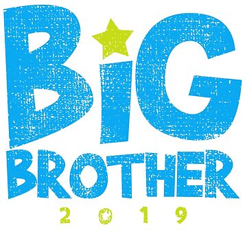 BIG BROTHER SHIRT by 4tomic