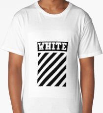 White by Off-White Long T-Shirt