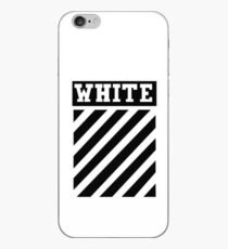White by Off-White iPhone Case