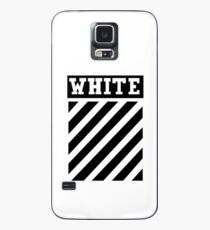 White by Off-White Case/Skin for Samsung Galaxy