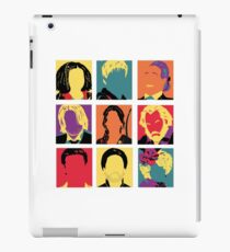Hunger Games characters iPad Case/Skin