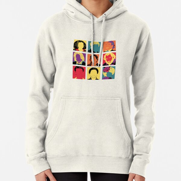 Hunger Games characters Pullover Hoodie