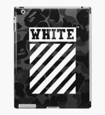 Off-White Bape Camo iPad Case/Skin