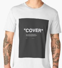 Off-White Cover Men's Premium T-Shirt