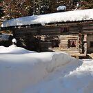 Lots of snow by Daidalos